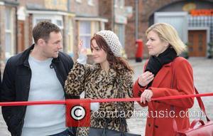 Marc Baylis, Paula Lane and Jane Danson