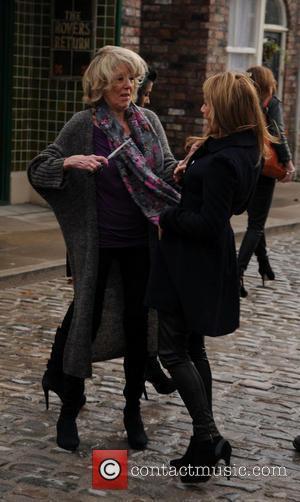 Sue Nichols and Samia Ghadie