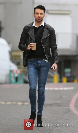 Rylan Clark - Rylan Clark outside the itv studios - London, United Kingdom - Friday 29th November 2013