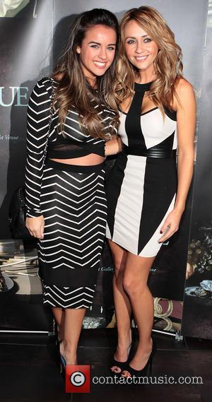 Georgia May Foote and Samia Ghadie