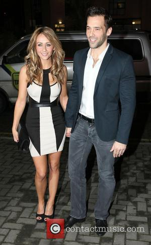 Samia Ghadie and Sylvain Longchambon - The opening of Baroque nightclub at The Wright Venue - Dublin, Ireland - Saturday...