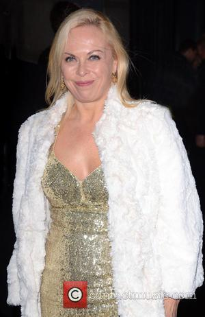 Jayne Torvill - Emeralds & Ivy Ball held at the Old Billingsgate - Outside Arrivals - London, United Kingdom -...