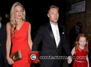 Storm Euchtritz, Ronan Keating and Ali Keating