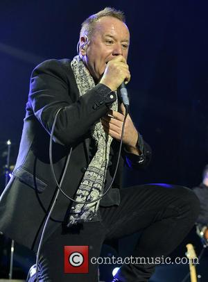 Jim Kerr - Simple Minds perform live at London's O2 Arena - London, United Kingdom - Saturday 30th November 2013