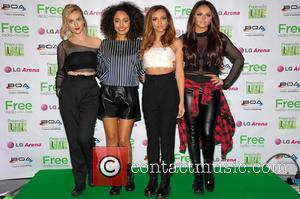 Little Mix, Perrie Edwards, Jade Thirlwall, Jesy Nelson and Leigh Anne Pinnock