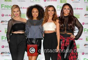Perrie Edwards, Jade Thirlwall, Jesy Nelson, Leigh Anne Pinnock and Little Mix