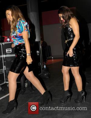 The Saturdays, Rochelle Humes and Vanessa White