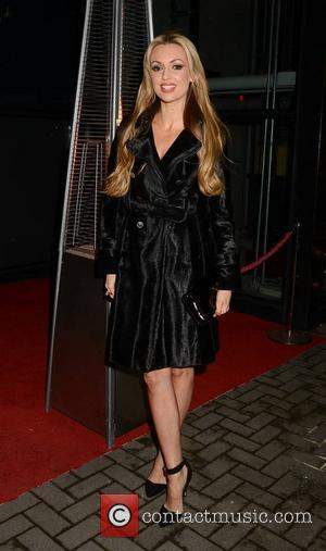 Rosanna Davison - The official opening night of Baroque