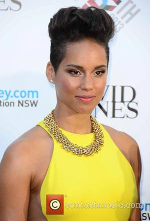 Alicia Keys - 27th ARIA Awards 2013 at The Star Sydney Casino & Hotel - Arrivals - Sydney, Australia -...