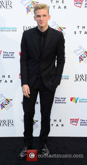 Cody Simpson - 27th ARIA Awards 2013 at The Star Sydney Casino & Hotel - Arrivals - Sydney, Australia -...