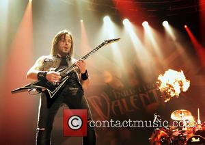 Bullet For My Valentine and Michael Paget