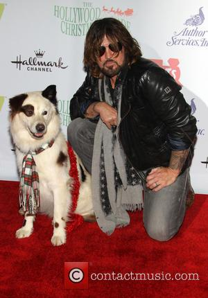 Billy Ray Cyrus - The 82nd Annual Hollywood Christmas Parade on Hollywood Blvd - Arrivals - Hollywood, California, United States...