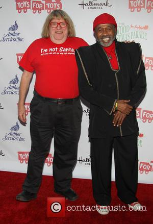 Bruce Vilanch and Ben Vereen - The 82nd Annual Hollywood Christmas Parade on Hollywood Blvd - Arrivals - Hollywood, California,...