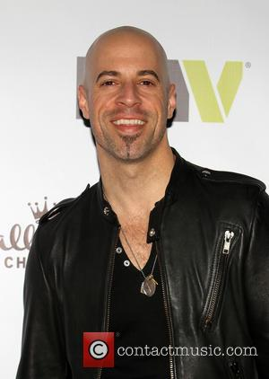 Ace Young, Chris Daughtry, Hollywood Christmas Parade