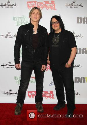 Goo Goo Dolls - The 82nd Annual Hollywood Christmas Parade on Hollywood Blvd - Arrivals - Hollywood, California, United States...