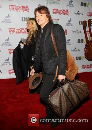 Richie Sambora - The 82nd Annual Hollywood Christmas Parade on Hollywood Blvd - Arrivals - Hollywood, California, United States -...
