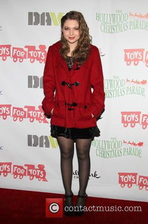 Sammi Hanratty - The 82nd Annual Hollywood Christmas Parade on Hollywood Blvd - Arrivals - Hollywood, California, United States -...