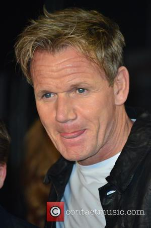GORDON RAMSEY - The World Premiere of 'The Class of 92' at Odeon West End - Arrivals - London, United...