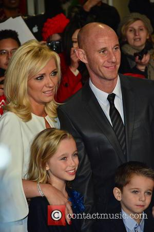 NICKY BUTT and FAMILY