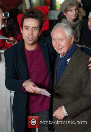 Nick Grimshaw and Peter Grimshaw