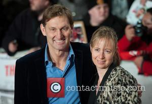 Tony Adams and Poppy Teacher