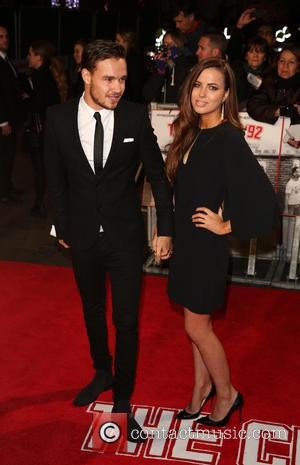 Liam Payne and Sophia Smith - The World Premiere of 'The Class of 92' at Odeon West End - Arrivals...