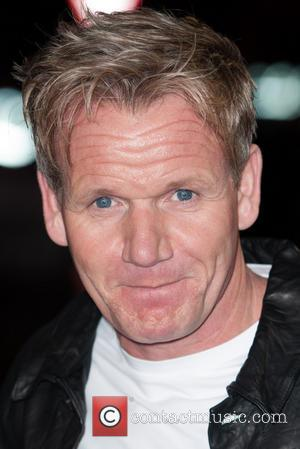Gordon Ramsey - World Premiere of 'The Class of 92'