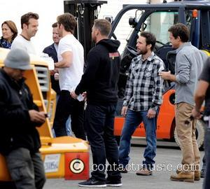 Jason Sudeikis, Chris Pine, Jason Bateman and Charlie Day