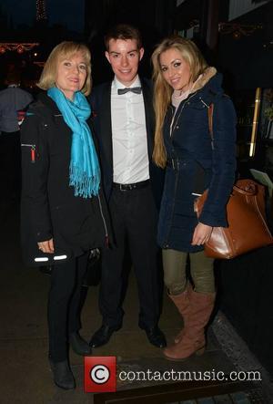 Diane Davison, Michael Davison and Rosanna Davison