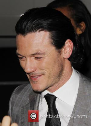 Luke Evans Has No Fear Of The Crow 'Curse'