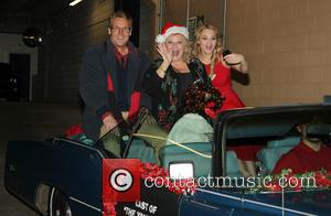 Doug Davidson, Beth Maitland and Hunter King