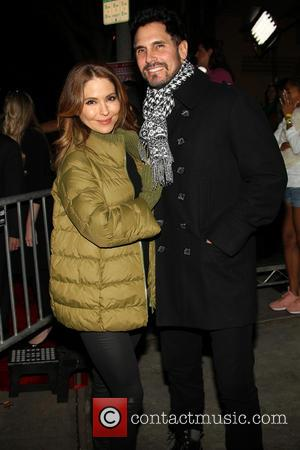 Lisa LoCicero and Don Diamont - The 82nd Annual Hollywood Christmas Parade on Hollywood Blvd - Hollywood, California, United States...
