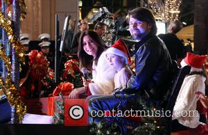 Marisol Nichols - The 82nd Annual Hollywood Christmas Parade on Hollywood Blvd - Hollywood, California, United States - Monday 2nd...