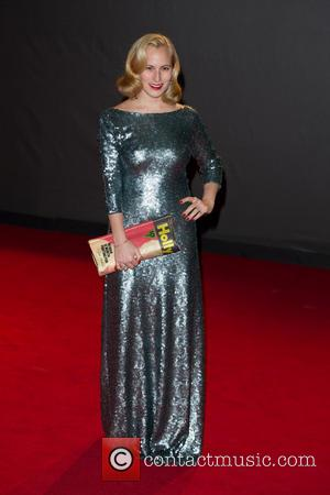 Charlotte Olympia Dellal - The 2013 British Fashion Awards held at the Coliseum - Arrivals - London, United Kingdom -...