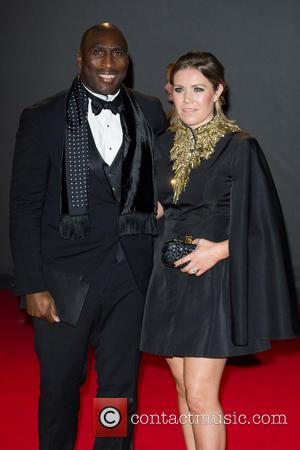 Sol Campbell - The 2013 British Fashion Awards held at the Coliseum - Arrivals - London, United Kingdom - Monday...