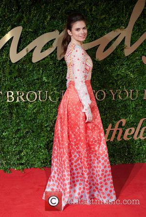 Hayley Atwell - The 2013 British Fashion Awards held at the Coliseum - Arrivals. - London, United Kingdom - Monday...