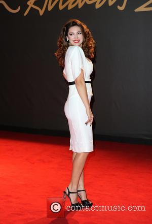 Kelly Brook - The 2013 British Fashion Awards held at...