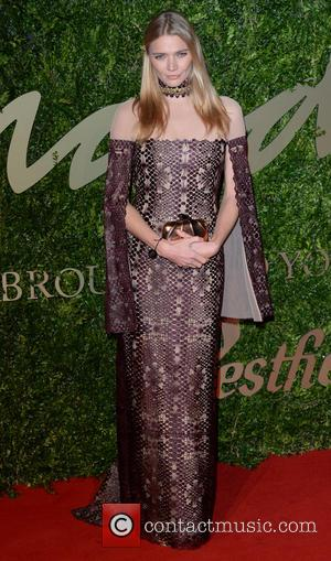 Jodie Kidd - The 2013 British Fashion Awards held at the Coliseum - Arrivals - London, England, United Kingdom -...