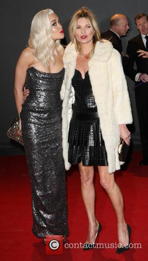 Rita Ora and Kate Moss