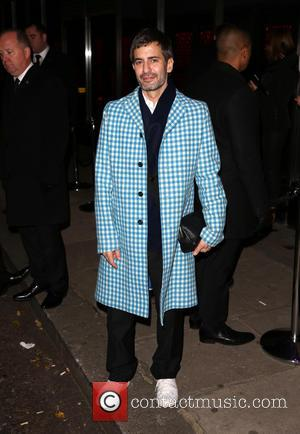 Marc Jacobs - Playboy's 60th Anniversary Issue Party held at the Playboy club - Arrivals - London, United Kingdom -...
