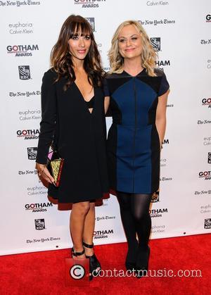 Rashida Jones and Amy Poehler