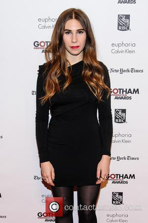 Zosia Mamet - 23rd Annual Gotham Independent Film Awards at Cipriani Wall St. - New York, New York, United States...