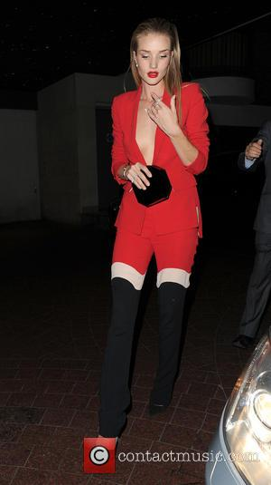 Rosie Huntington-Whiteley - Playboy's 60th anniversary issue party hosted by Marc Jacobs and Kate Moss at The Playboy Club -...