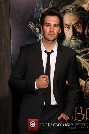 James Maslow - Los Angeles Film Premiere of 'The Hobbit: The Desolation of Smaug' at The TCL Chinese Theatre -...