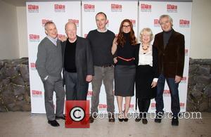 Doug Hughes, John Aylward, Brian F. O'byrne, Debra Messing, Dearbhla Molloy and John Patrick Shanley