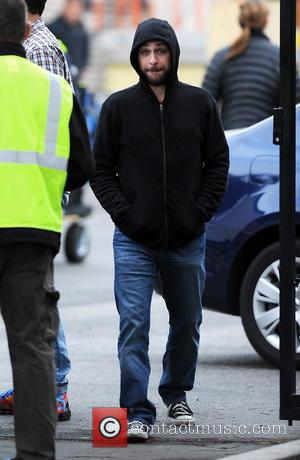 Charlie Day - Jason Sudeikis fooling around on the filmset of Horrible Bosses 2 with police officers and co star...