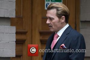 Johnny Depp Takes On An Altogether More British Character In Mortdecai [Trailer]