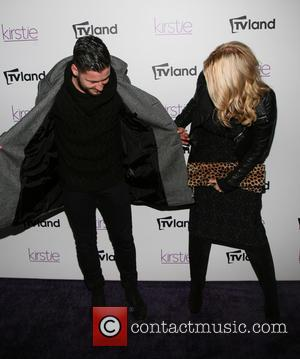 Val Chmerkovskiy and Kirstie Alley - TV Land premiere party for new sitcom of 'Kirstie' held at Harlow - New...