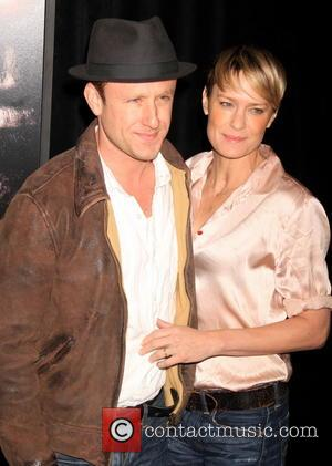 Ben Foster and Robin Wright - New York premiere of 'Lone Survivor' at Ziegfeld Theater - Red Carpet Arrivals -...