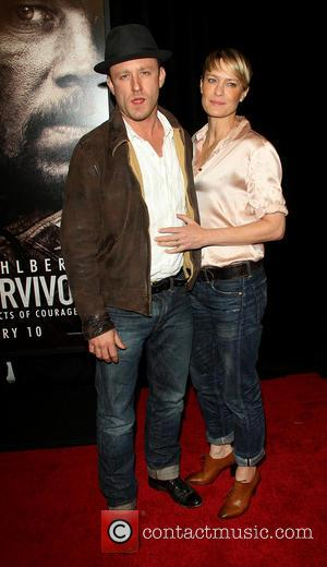 Ben Foster and Robin Wright - Premiere of 'Lone Survivor' held at the Ziegfeld Theater - Arrivals - New York...
